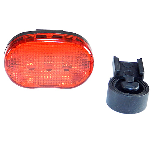 5 LED Rear Cycle Light