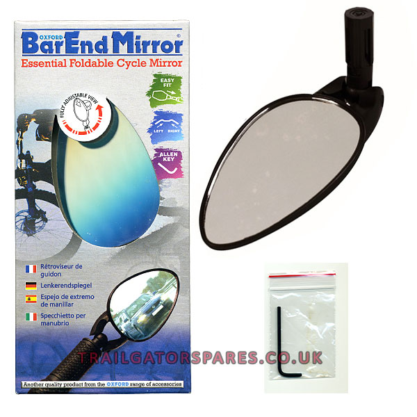Bicycle Bar End Mirror