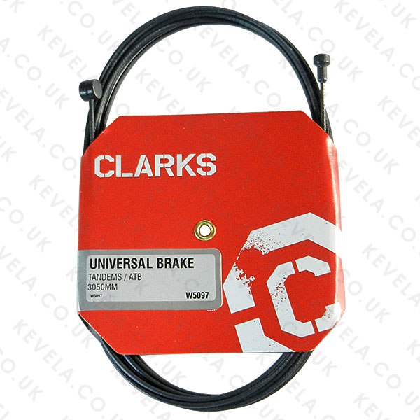 Clarks Tandem Universal Inner Brake Cable (3050mm)