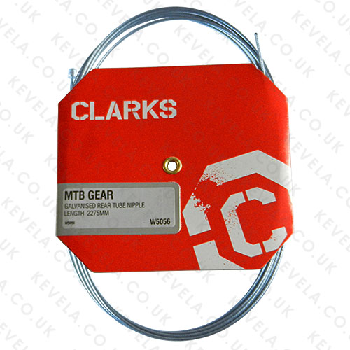 Clarks Tandem Inner Gear Cable 3050mm Uk Online Shopping