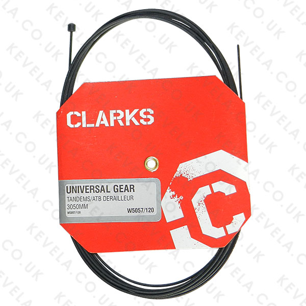 Clarks Tandem Inner Gear Cable 3050mm Uk