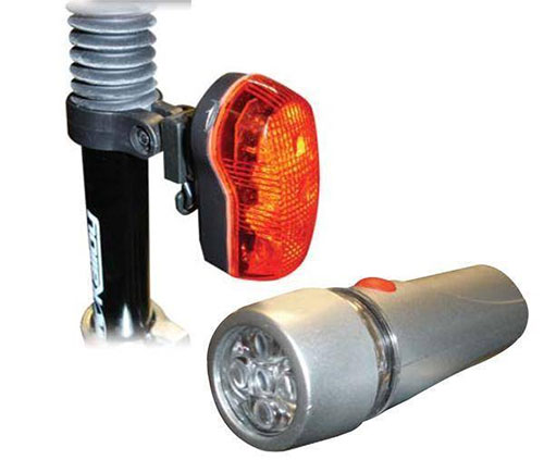 Ultra Torch 5 Cycle Light Set