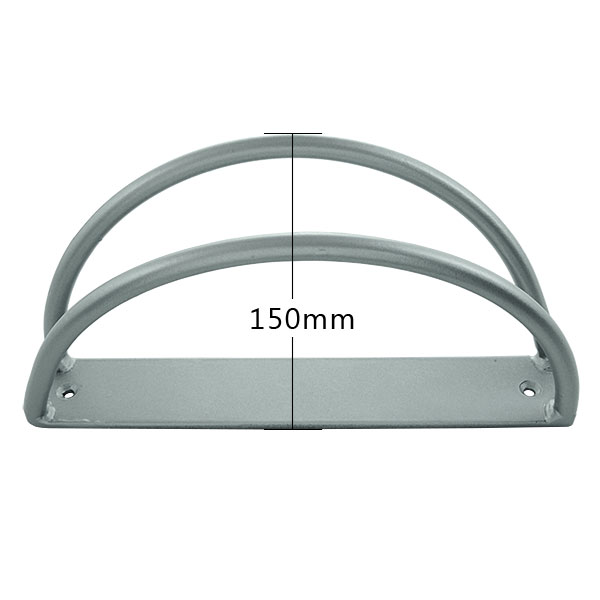 Heavy Duty Cycle Wall Rack Curved