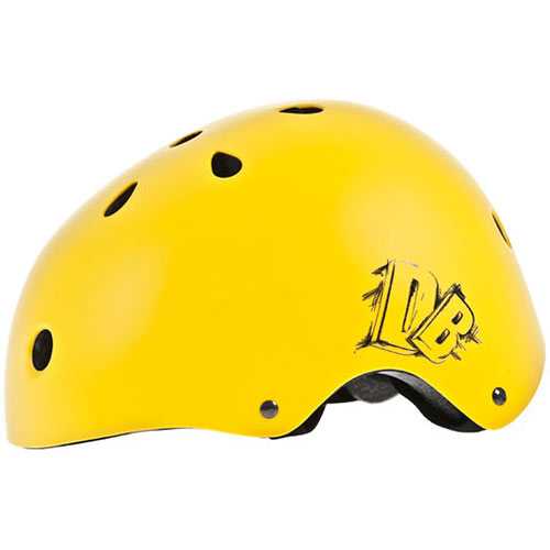 BMX/JUMP Helmet-DiamondBack 54-58cm - Yellow