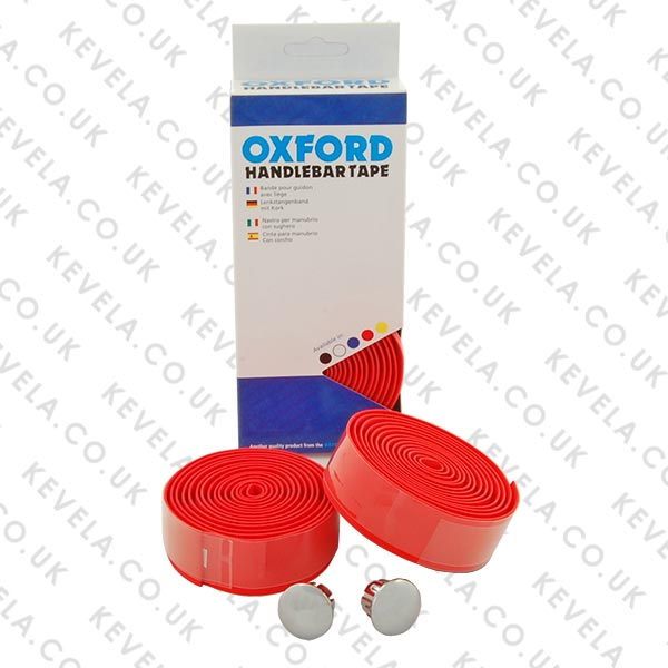 Oxford Handlebar Tape - Red