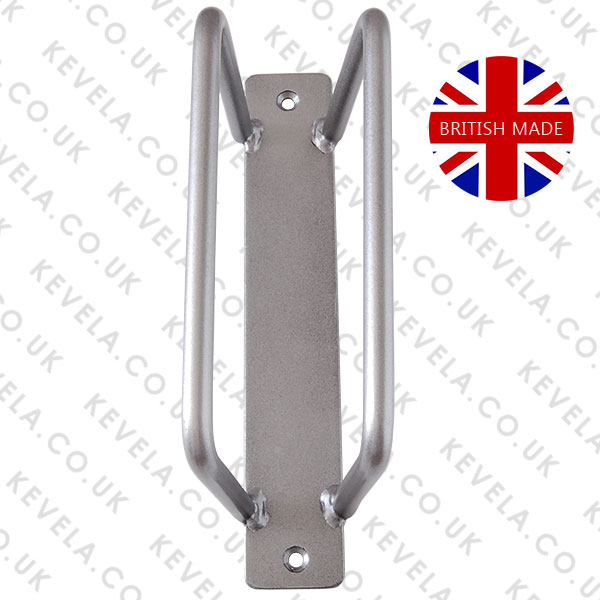 Heavy Duty Butterfly Cycle Rack - Silver