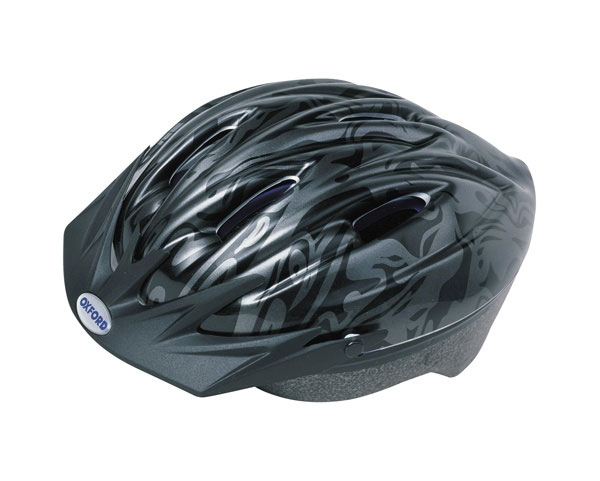 Gents Adult Helmet Black (58-61cm Large)