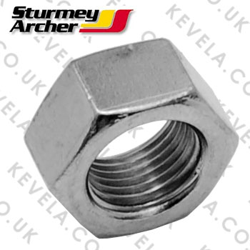 Sturmy Archer Wheel Nut - Left Hand