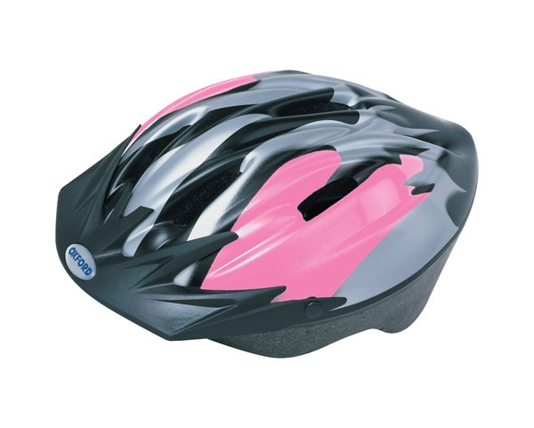 Ladies Adult Helmet Pink (54-58cm Medium)