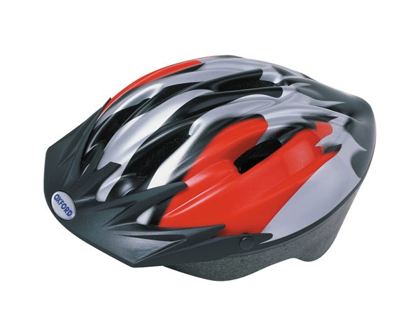 Unisex Adult Helmet Red (58-61cm Large)
