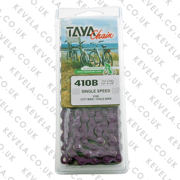 Taya BMX Chain 112 Links - Purple