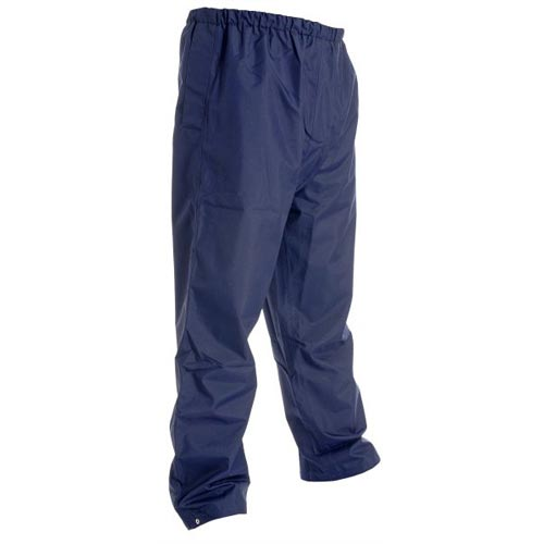 Waterproof  Trousers - Navy / Large