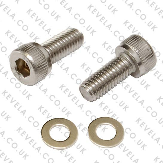 Stainless Steel Waterbottle bolts (M5 x 12mm)