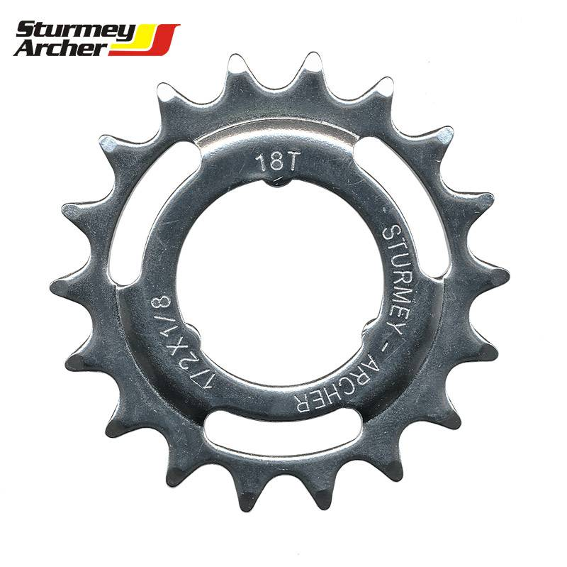 Sturmey Archer Sprocket 18t Silver
