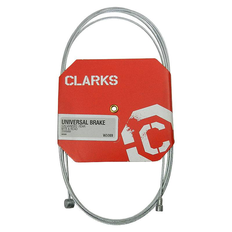 Clarks Universal Brake Cable (2m)