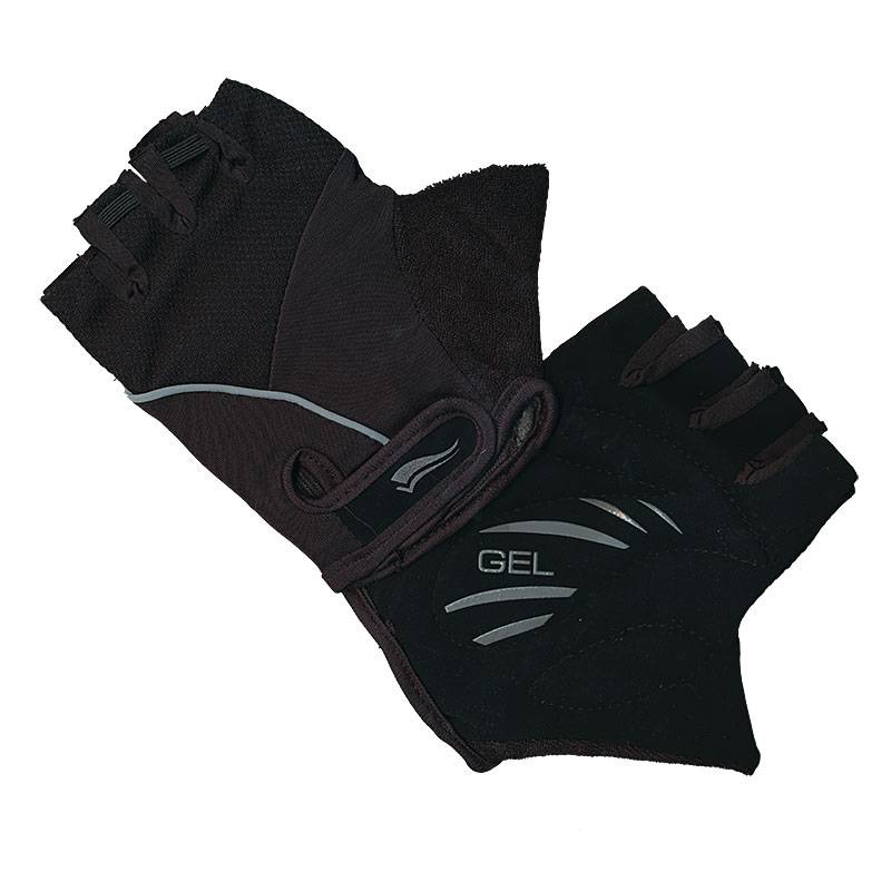 Cycling Mitts Black Large