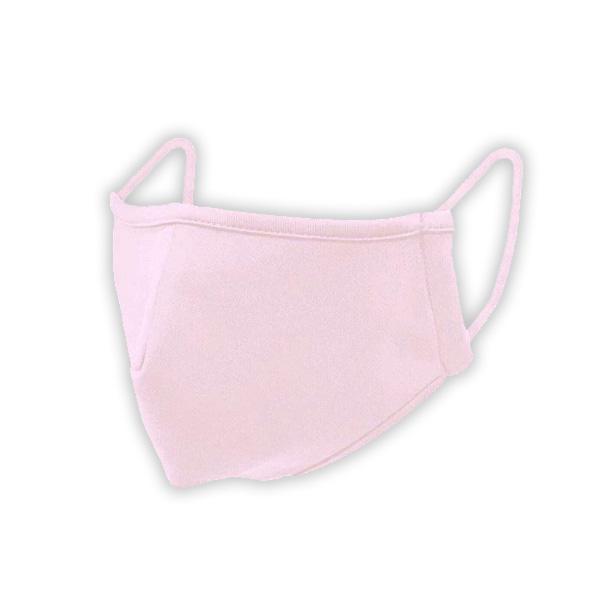 Nanotech 3 Layer Mask - Pink Large