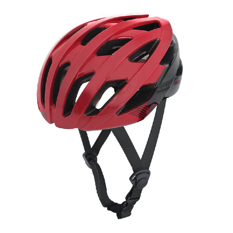 Raven Road Cycling Helmet - Medium 54-58cm - Red