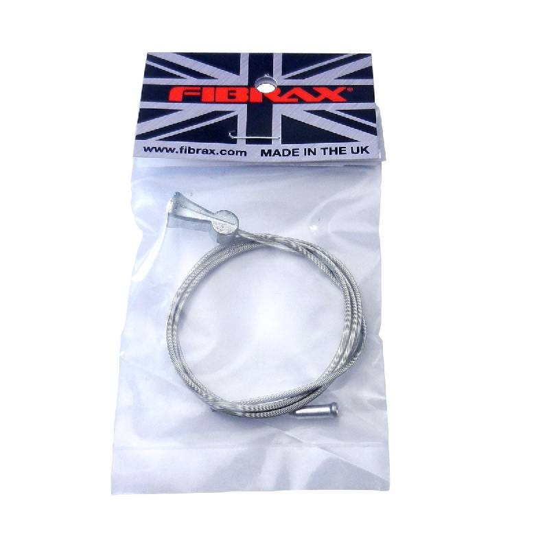 Fibrax Brake Straddle Wire - 50cm