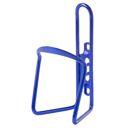 Alloy Water Bottle Cage - Blue