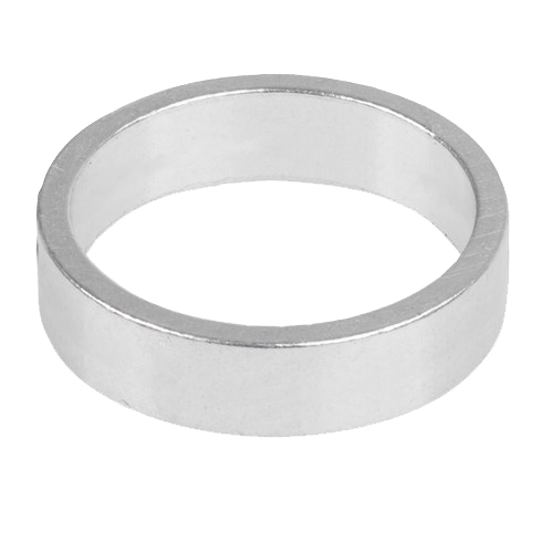 Ahead 1 1/8 Spacer 10mm Silver